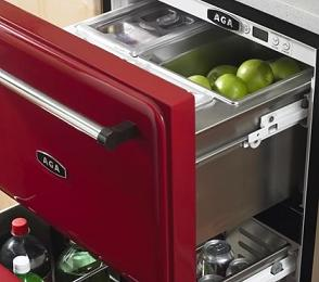 undercounter refrigerator drawer from aga latest trends. Black Bedroom Furniture Sets. Home Design Ideas