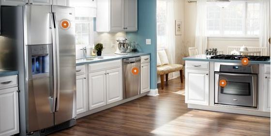 New Whirlpool Kitchen line