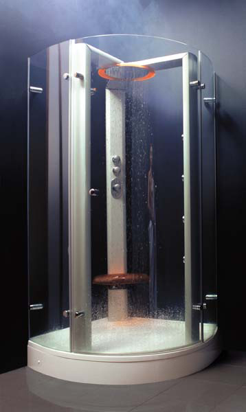 Whitewater Luxury steam Shower from Ravak