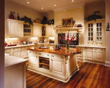 January 2009 latest trends in home appliances page 2 - Clive christian kitchen cabinets ...