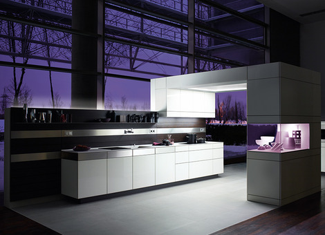 Мodern-style-kitchen-to-make-and-clean-forms