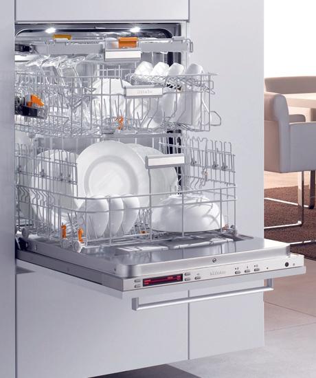 Washing Machine In Kitchen Design: Latest Trends In Home Appliances